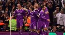 ريال مدريد يتوج بلقب دوري أبطال أوروبا