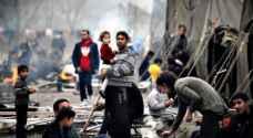 ٨٥ ألف لاجئ فلسطيني في سوريا أصبحوا في أوروبا