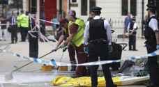 ماكرون يعلن مقتل فرنسي ثالث في اعتداء لندن