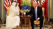 ترمب يوافق على لقاء محتمل مع أمير قطر