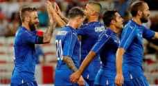 إيطاليا تكتسح الأوروغواي بثلاثية ودياً