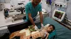 ٧٨٩ وفاة واشتباه بأكثر من مئة ألف إصابة بالكوليرا في اليمن