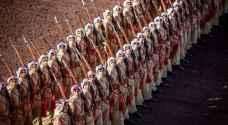 ولي العهد: جيشنا درعا للوطن وحاملا لراية الثورة
