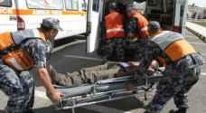 الدفاع المدني يتعامل مع ١٢٠٥ حادثا مختلفا منذ بداية رمضان