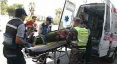 الدفاع المدني يتعامل مع ٣٩٥ حالة مرضية خلال الـ ٢٤ ساعة