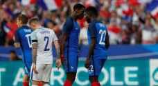 فرنسا تهزم إنجلترا في مباراة ودية