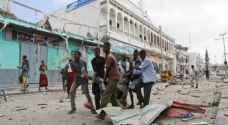 عشرات القتلى والجرحى بهجوم على مطعم في مقديشو