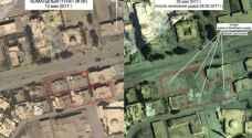 موسكو تنشر صورة للمكان الذي ترجح استهداف البغدادي فيه