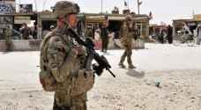 إصابة جنود أمريكيين في إطلاق نار داخل قاعدة أفغانية