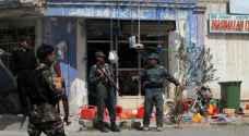 قتلى وجرحى بهجوم لطالبان على مركز شرطة بأفغانستان