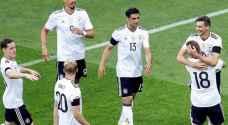 ألمانيا تنجو من فخ استراليا في كأس القارات
