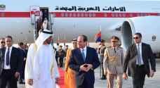 اتفاق مصري إماراتي على مكافحة تمويل وإعلام الإرهاب