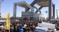 فتح معبر رفح لدخول أولى كميات الوقود المصري لغزة