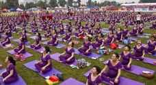 الحكومة الهندية تطلب من الحوامل ممارسة اليوغا