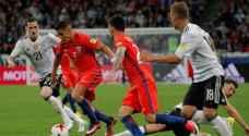 كأس القارات - التعادل يحسم قمة ألمانيا وتشيلي