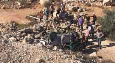 وفاة ٣ فلسطينيات خلال عودتهن من المسجد الأقصى بحادث سير