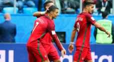 البرتغال والمكسيك أول المتأهلين الى نصف نهائي كأس القارات