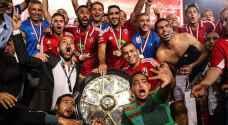 الأهلي المصري يفلت من فخ الهزيمة في ليلة الاحتفال باللقب