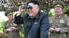 كوريا الشمالية تختبر محرك صاروخ فضائي