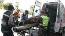 وفاة سيدة وإصابة ٣٠ عامل بانفجار بويلر مصنع بلواء الرمثا