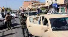 هجوم على قافلة للامم المتحدة قرب العاصمة الليبية طرابلس