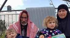الاحتلال يطالب زوجة الشهيد القنبر وأطفاله بدفع تعويضات