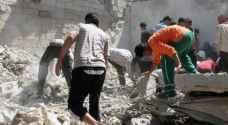 منظمة حقوقية عراقية: عشرات الجثث لا تزال تحت أنقاض الموصل القديمة