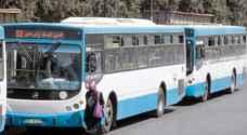 اللوزي: لا تعديل على أجور وسائط النقل العام للركاب
