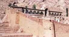 اكتشاف مخطوط اثري في دير سانت كاترين بجنوب سيناء