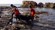 مقتل ٤ أشخاص وإصابة ١٥ جراء سقوط قذيفة على شاطئ ليبيي