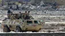 الأردن يدين هجوم سيناء الإرهابي ويشيد ببسالة الجيش المصري