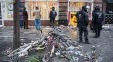 ليلة ثالثة من المواجهات بين الشرطة ومتظاهرين في هامبورغ