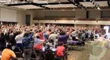 كنيسة المانونايت الأمريكية تقر سحب الاستثمار المشجع للإحتلال
