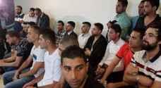 الوحدات يقدم صفقاته الجديدة في مؤتمر صحفي