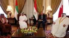 مصر: عازمون على تغيير سلوك قطر