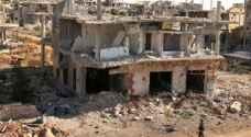 خروقات محدودة لوقف اطلاق النار في الجنوب السوري
