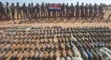 القوات العراقية تبدأ بإزالة 'مخلفات داعش'