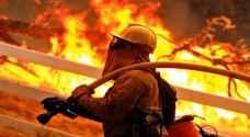 ١١ قتيلا بحريق منزل في السعودية