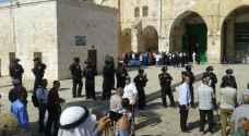 الأردن يحذر من تمادي سلطات الاحتلال في انتهاكاتها للأقصى