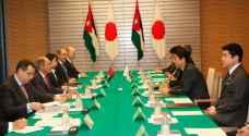 الملقي من اليابان: الأزمة السورية كلفت الأردن ١٣,٧ مليار دولار