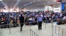 الاحتلال يمنع سفر ١٣ فلسطينيًا من معبر الكرامة