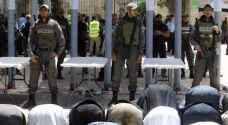 المرجعيات الإسلامية بالقدس تطلب عدم دخول الأقصى من البوابات الإلكترونية