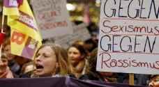 طالبو لجوء متورطون بالتحرش في ألمانيا