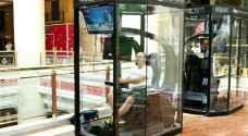 منعاً للملل.. غرف لألعاب الفيديو للرجال خلال تسوق زوجاتهم