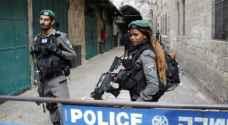 الاحتلال يصرف علاوة مالية إضافية لقواته بالحرم القدسي