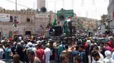 الأردنيون ينتفضون نصرة للمسجد الأقصى..فيديو وصور
