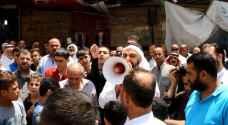 وقفة في الكرك تستهجن 'الصمت العربي' تجاه الأقصى..صور