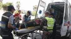 وفاة شخص وإصابة اثنين آخرين بحادث تدهور في الزرقاء