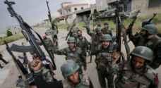 الجيش السوري يعلن وقف القتال في الغوطة الشرقية