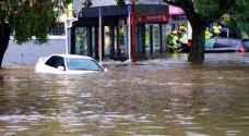 نيوزيلندا : عواصف جديدة تتجمع لإسقاط مزيد من الأمطار